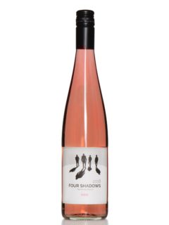 Four Shadows Winery Bottle of 2018 Rose wine