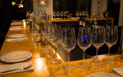 The sweet tooth wine pairing event was a huge success!